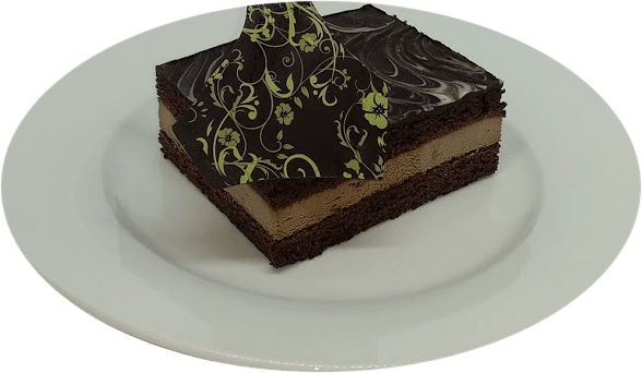Chocolate Margarita Slice